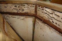 der morsche boden des eriba puck oldtimer wohnwagens baujahr 1966 vor der restaurierung. Black Bedroom Furniture Sets. Home Design Ideas