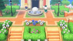 Animal Crossing Guide, Animal Crossing Villagers, Animal Crossing Qr Codes Clothes, Happy Home Designer, Island Design, New Leaf, Good Ol, Cute Designs, Game Design