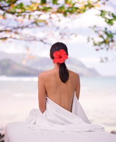 St. #Regis Princeville #Kauai Spa- Massage by the beach