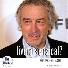 Robert Deniro - #livesensical