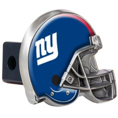 New York Giants NFL 3-D Metal Helmet 2