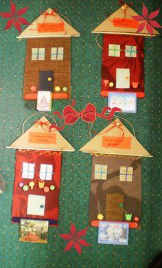 Kids Christmas, Christmas Crafts, Xmas, Preschool Education, Craft Activities, Advent Calendar, Diy Home Decor, Diy And Crafts, Holiday Decor