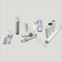 We are manufacturer, supplier and exporter of Absolute Pleated Filter Cartridge at the best price from Ahmedabad, Gujarat (India). Filters, India, Goa India, Indie, Indian
