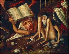 Hieronymus Bosch - Die Hölle