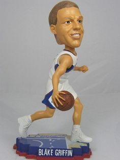 Forever Collectibles Los Angeles Clippers Blake Griffin Bobblehead