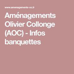 Aménagements Olivier Collonge (AOC) - Infos banquettes