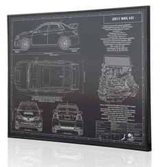 Subaru 2011 WRX STI