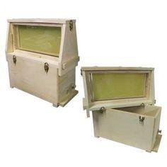 GS4006 5-Frame Observation Hive
