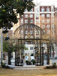 The wedding garden Highland Avenue Birmingham, Al