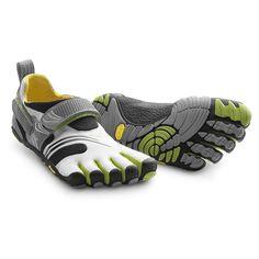 Vibram Five Fingers Women's KomodoSport FEATURES of the Vibram Five Fingers Women's KomodoSport Shoe Aggressive, multi-sport design Vibram's firs...
