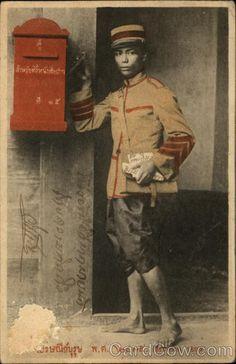 Thai Mail Carrier