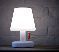 Fatboy Edison The Petit #Lamp - $79 / Edison the Petit, the newest and brightest addition to the Fatboy family of lifestyle products. http://thegadgetflow.com/portfolio/fatboy-edison-petit-lamp/