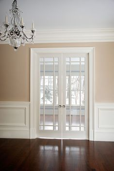 turn our formal living into a study with french doors home ideas pinterest doors french. Black Bedroom Furniture Sets. Home Design Ideas