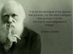 Charles Darwin Quotes & Sayings Now Quotes, Great Quotes, Quotes To Live By, Motivational Quotes, Inspirational Quotes, Smart Quotes, Meaningful Quotes, Funny Quotes, Funny Memes