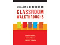 "Read ""Engaging Teachers in Classroom Walkthroughs"" by Donald S. Kachur available from Rakuten Kobo. Engaging Teachers in Classroom Walkthroughs is a practical guide to planning and implementing brief but focused classroo. School Leadership, Leadership Coaching, Educational Leadership, Educational Administration, Coaching Quotes, Leadership Development, Classroom Observation, Teacher Evaluation, Visible Learning"