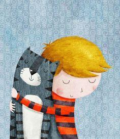 Illustration love - so sweet