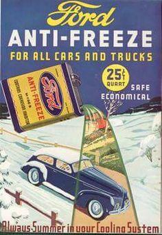Ford Antifreeze