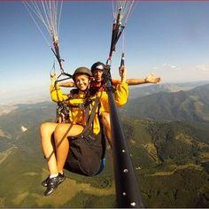 Paragliding in bir bir billing