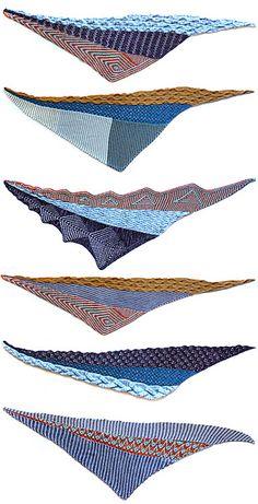 Ravelry: Custom Triyang pattern by Lee Meredith