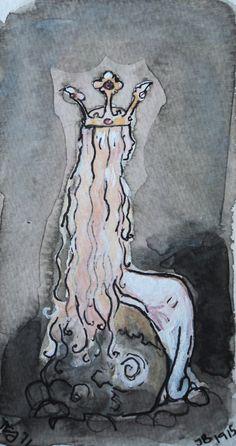 John Bauer - 'Pojken och Trollen eller äventyret' from 'Bland tomtar och troll', 1915.