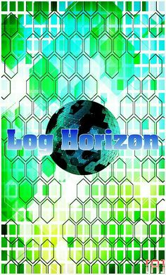 Log Horizon Wallpaper Made by me  #loghorizon #wallpaper #picsart