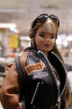 Barbie Harley Davidson | Flickr - Photo Sharing!