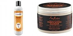 4-in-1: Natural Hair Products that Can Act as a Shampoo, Conditioner, Detangler AND Leave-in!