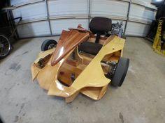 Wooden Go Kart, Homemade Go Kart, Diy Go Kart, Future, Cars, Clothes, Future Tense