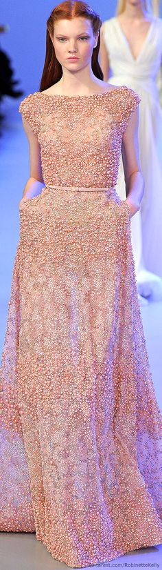 Elie Saab Haute Couture | S/S 2014 Is it obvious yet that I love this man?