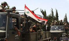 القوات الحكومية السورية تشنّ هجومًا عنيفًا على فصائل المعارضة في أخر معاقلها: شنّت القوات الحكومية السورية، هجومًا عنيفًا على فصائل…