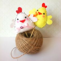 Easter Felt/Barbara Handmade