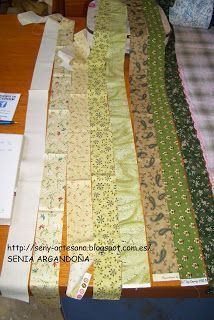 Motifs Bargello, Bargello Quilt Patterns, Bargello Quilts, Jellyroll Quilts, Quilt Block Patterns, Easy Quilts, Quilt Blocks, Colchas Quilting, Quilting Projects