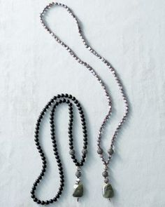 in2 design Dana Necklace - perfect for dressing up that little black dress!
