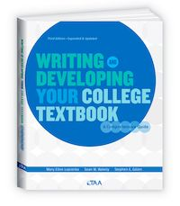 """""""TAA and the authors have done a wonderful service to us all—textbook, academic, and even trade authors—with this seminal, blood-and-guts guide to the art, craft, and work of authoring. Even though I signed my first contract in 1987, I read every word of this valuable new book and took pages of notes to guide me forward!""""  - Robert Christopherson, author of Geosystems, 9e"""