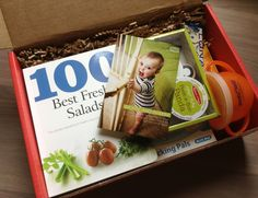 Bluum Box Review - Baby Subscription Boxes - August 2013