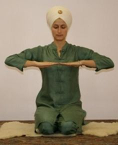 Kundalini Yoga: Meditation for the 4th Chakra - Heart Center | 3HO Kundalini Yoga - A Healthy, Happy, Holy Way of Life