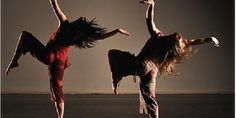 Advanced Modern Dance Class for Teens and Adults