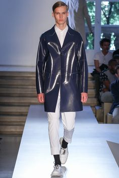 Jil Sander | Spring 2014 Menswear Collection | Look 27