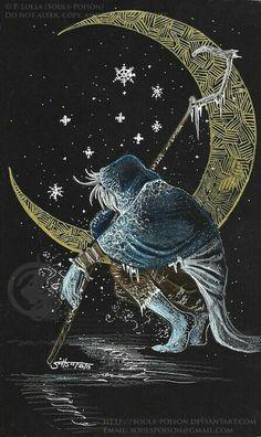 Jack Frost art