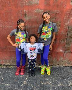 Porcha Doolittle (@xotic_braids) • Instagram photos and videos Black Kids Fashion, Family Goals, Braids, Photo And Video, Videos, Photos, Instagram, Bang Braids, Cornrows