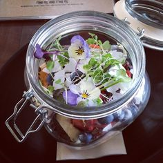 Wellness Jar from @bohemia_cafe #primal #wellness #health #healthy #healthyfoodshare #cleaneats #cleaneating #wholefoods #glutenfree #sugarfree #iqs #iquitsugar #jerf #pregnancy #pregnancyfood #pregnancyhealth #38weekspregnant #eat3280 #boho by thegrassisalwaysgreen_wellness