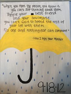 How I Met Your Mother Quotes Love's The Best Thing We Doted Mosby  How I Met Your Mother Tv