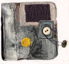 Joan Newall , textile and book artist. Slideshow image