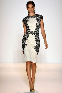 Lela Rose Spring '13   http://www.renttherunway.com/designer_detail/lelarose    Repin your favorite #NYFW looks to get them from the Runway to #RTR!