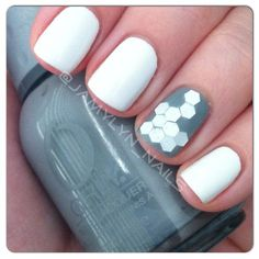 Cute Nail Art Ideas to Try - Nailschick Really Cute Nails, Cute Nail Art, Beautiful Nail Art, Gorgeous Nails, Pretty Nails, Amazing Nails, Cute Easy Nail Designs, Nail Art Designs, Nails Design