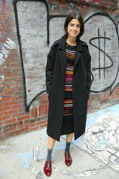 Leandra Medin style