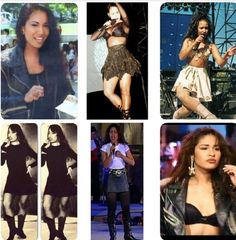 Selena. There will never be anyone like her. One of a kind! LEGEND!