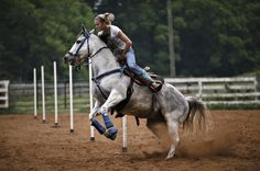 Barrel racing and pole bending in Smiths Grove     bgdailynews.com Barrel Race, Barrel Racing Horses, Barrel Horse, Pole Bending, Cross Country Running, American Quarter Horse, Runners World, Clydesdale, Show Jumping