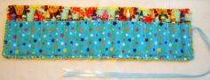DIY Crayon Roll! Cute way to get rid of the crayon boxes ;)