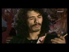 "Early version of SANTANA ""SAMBA PA TI"" live (1971 SECOND TAKE)"